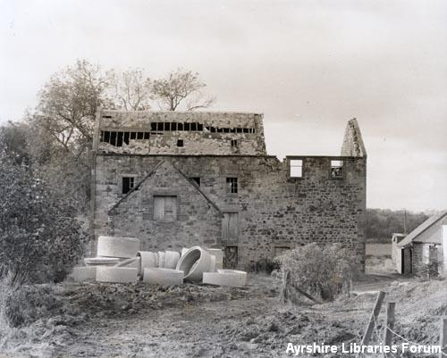 Old Mill, Ochiltree