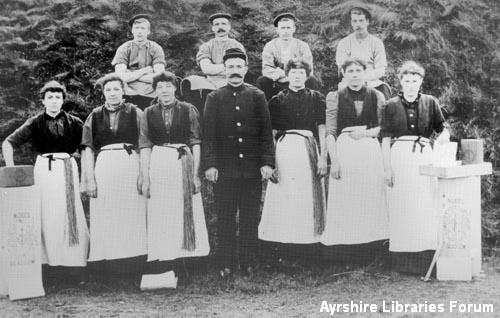 Nobel's employees, Ardeer